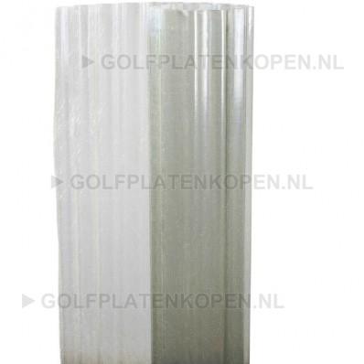 Polyester Golfplaat Rol 3000mm Transparant Type H